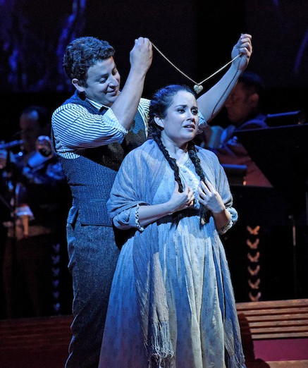 "In Review: Montenegro in Fort Worth Opera's ""El Pasado Nunca se Termina"""