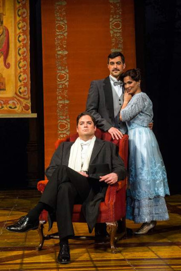 "Opera News reviews Faircloth, Carico, and Irvin in Utah Opera ""Le nozze di Figaro"""
