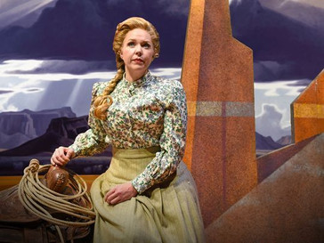 """In Review: Wolverton and Mechavich in the world premiere of """"Riders of the Purple Sage"""" at"""