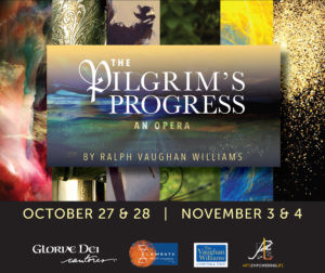 """In Review: Calenos brings """"radiant sound and vocal elegance"""" to """"Pilgrim's Progre"""
