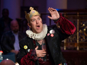 """Belcher brings an """"elegant"""" Melchoir to On Site Opera """"Amahl and the Night Visitors&q"""