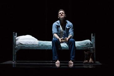 "Opera News hails Michael Mayes as Joseph De Rocher in Washington National Opera's ""Dead Man"
