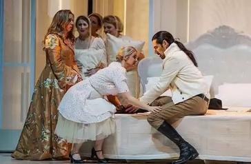 """In Review: Zeniodi and Ollarsaba impress in NZ Opera's """"Le nozze di Figaro"""""""