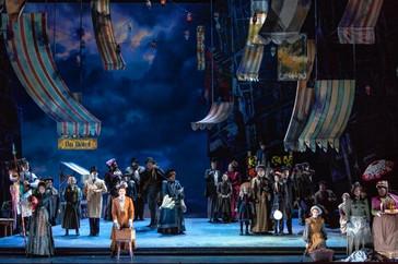 """Joseph Colaneri praised by Opera News for """"La bohème"""" at Glimmerglass Festival"""
