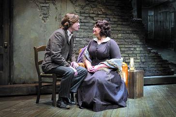"""In Review: Alvarez """"radiant"""" in Virginia Opera's """"La bohème"""""""