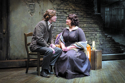 "In Review: Alvarez ""radiant"" in Virginia Opera's ""La bohème"""
