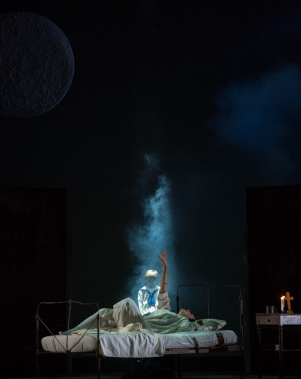 """In Review: Calenos, Anderson, and Vickers in Opera Delaware's """"Il tabarro"""" and """"S"""