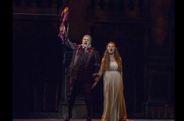 "In Review: Faircloth and Wood illuminate Austin's ""Rigoletto"""