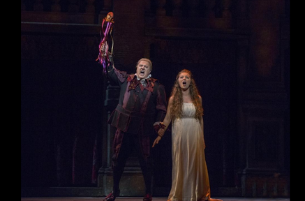 "In Review: Faircloth and Wood illuminate Austin's ""Rigoletto"""