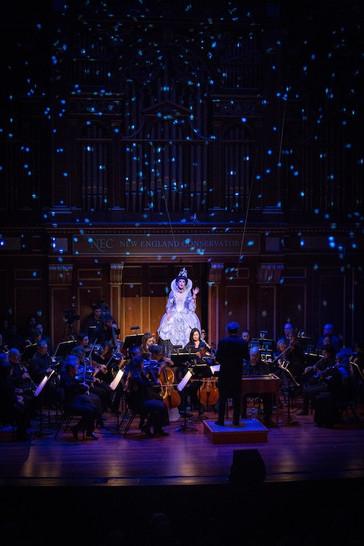 "Opera News: Andreassen brings his ""resonant bass"" to Boston Baroque ""Die Zauberflöte&"