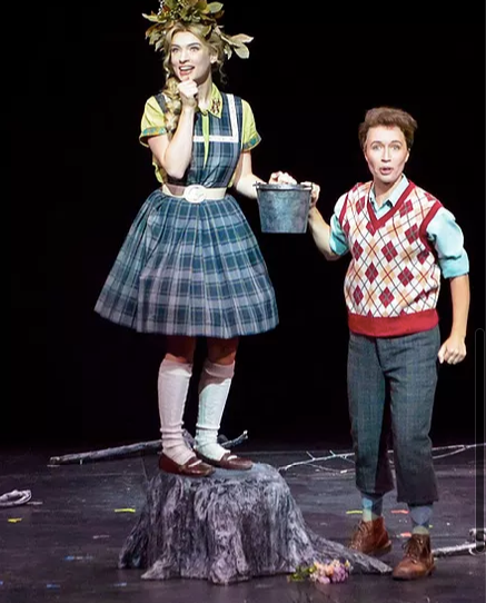 "In Review: Cotter at Santa Fe Opera Showcase as Hansel in ""Hansel und Gretel"""