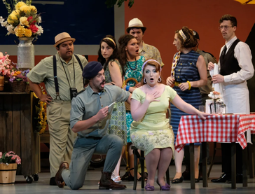"""In Review: Tucker in Opera Maine's """"Elixir of Love"""""""