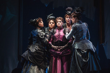 """Opera Today: Mentzer excels as Augusta Tabor in Central City """"Ballad of Baby Doe"""""""