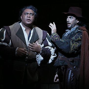 """In Review: Trevino proves an """"excellent"""" Sparafucile in Vancouver """"Rigoletto"""""""