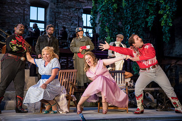 """In Review: Wolverton, Abreu, and Outlaw impress in Mill City's """"Così fan tutte"""""""