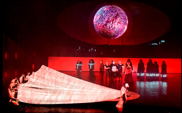 "In Review: Sumegi ""impressive"" in Israel Opera ""Salome"""