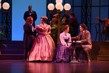 "In Review: Slayden and Larkin in Opera San Jose's ""La rondine"""