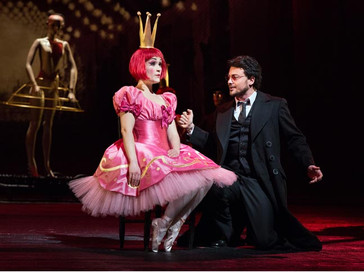 "In Review: Crawford shines in the Met's ""Hoffmann"""