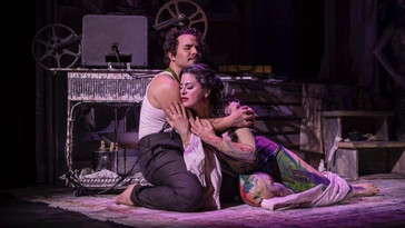 """In Review: Abreu """"heavenly"""" in double bill with Chicago Opera Theater"""