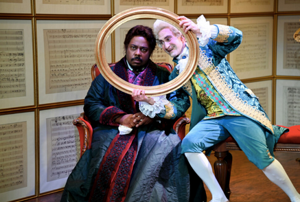"""In Review: Outlaw in Opera San Jose's """"Mozart and Salieri"""""""