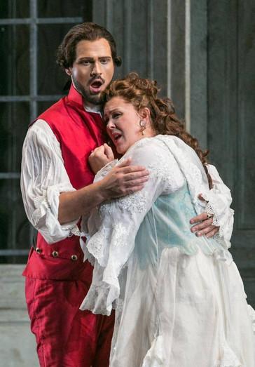 "Edward Parks brings his ""commanding voice"" to Lyric Opera of Kansas City's ""Le no"
