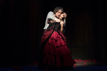 "Tucker and Watson impress in San Diego Opera ""Carmen"""