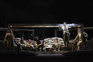 "In Review: Mechavich and Sloan in Arizona Opera's ""Silent Night"""