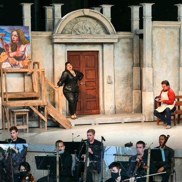 """In Review: Patiño's """"Tosca"""" with the Northern Lights Music Festival"""