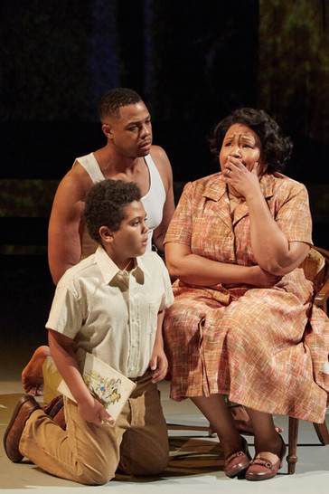 """In Review: Slack """"shines"""" in """"Fire Shut Up In My Bones"""" at Opera Theatre of St."""