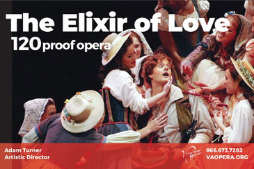 """In Review: Burns and Crider in Virginia Opera's """"L'elisir d'amore"""""""