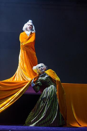 "Rosen impresses in ""The Juniper Tree"" at Wolf Trap Opera"
