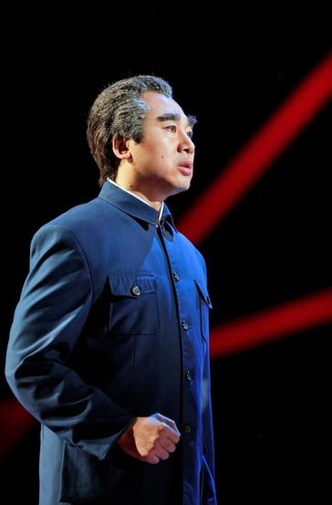 """Chen-Ye Yuan the """"highpoint' as Chou En-lai in Houston Grand Opera """"Nixon in China&quo"""