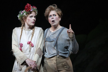 "In Review: Gartland and MacKenzie in San Diego Opera's ""Hansel und Gretel"""