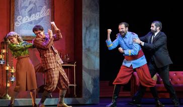 "In Review: Boehler as Osmin in Lyric Opera of Kansas City ""Abduction"""