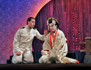"In Review: Jason Slayden in Berkshire Opera's ""Madama Butterfly"""