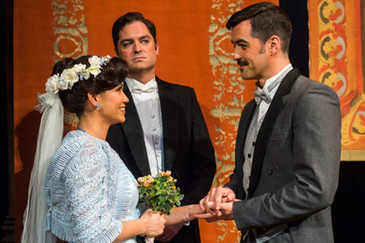 """In Review: Faricloth, Carico, and Irvin in Utah Opera's """"Le nozze di Figaro"""""""