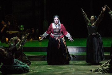 """Dana Beth Miller """"Thrills"""" with her """"remarkable"""" mezzo as Ulrica in Florida Gran"""