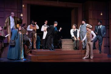 "In Review: Faircloth, McEuen, and McDonald in Wolf Trap Opera's ""Ariadne auf Naxos"""