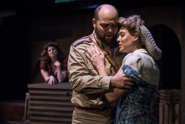 "Turner dominates in ""Carmen"" at Opera Birmingham"