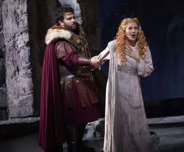 "In Review: Rosen an ""excellent"" Adalgisa in Calgary Opera's ""Norma"""
