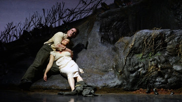 "Opera News: McIntyre, Mayes, Gartland, and Watson excel in Des Moines Metro Opera ""Wozzeck&quot"