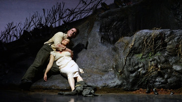 "Opera News: McIntyre, Mayes, Gartland, and Watson excel in Des Moines Metro Opera ""Wozzeck&quot"