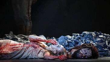 "Sumegi ""thrilling"" in Victorian Opera's ""Salome"""