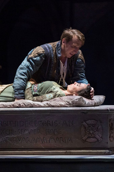 """In Review: Tweten leads """"well-crafted"""" performance of """"Roméo et Juliette"""" with U"""