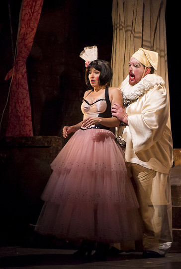 "In Review: Hilley as Canio in ""Pagliacci"" with Virginia Opera"