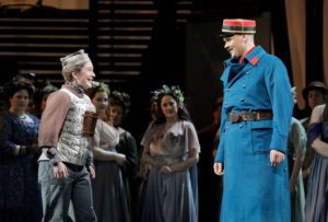 "In Review: Edward Parks is Valentin in Lyric Opera of Chicago's ""Faust"""
