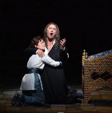 "In Review: Marino in The Metropolitan Opera's ""Boris Godunov"""