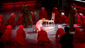 "In Review: Angus leads BLO's ""The Handmaid's Tale"""
