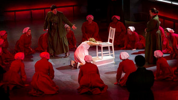"""In Review: Angus leads BLO's """"The Handmaid's Tale"""""""