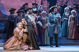"Vickers brings his ""powerful voice"" to Sarasota Opera's ""Manon Lescaut"""